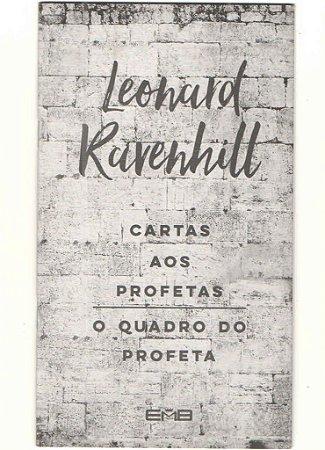 "Livreto CARTA AOS PROFETAS ""O QUADRO DO PROFETA"" - Leonard Ravenhill"