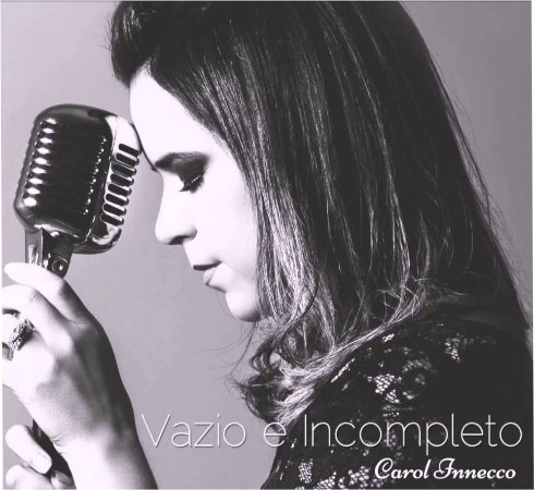 CD VAZIO E INCOMPLETO - Carol Innecco