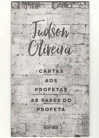 """Livreto CARTA AOS PROFETAS """"AS FASES DO PROFETAS"""" - Judson Oliveira"""