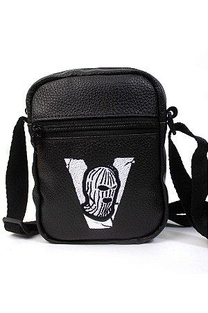 SHOULDER BAG BANDIT MASK BLACK 2.0