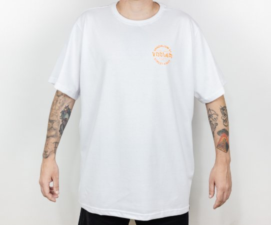 TSHIRT STAMP WHITE