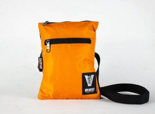 SHOULDER BAG SLIM ORANGE