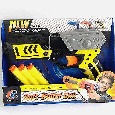 Pistola Lancador de  Dardos SF005558B