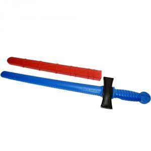 Espada de Brinquedo Medieval com Bainha - 60 cm - Leplastic - 9091