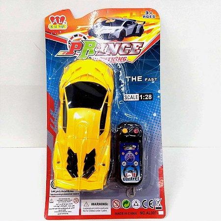 Carrinho de corrida com Controle Remoto com fio - AB7364
