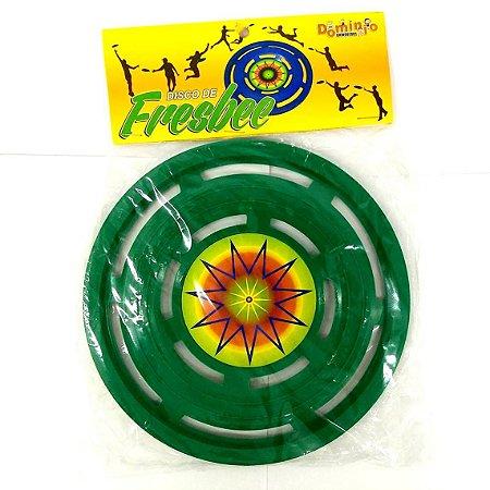 Disco de Fresbee -Brinquedo Plastico - Varias cores - Ref.148-9 - Maringa
