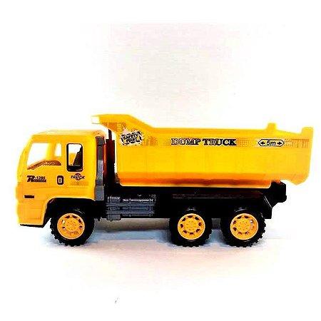 Caminhão Fricção com cacamba movel - Construção - 23 cm - CR60028