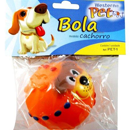 Bola para cachorro - Brinquedo para cachorro - Mordedor BOLA - Pet-1