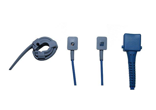 Sensor de Oxímetro em Y  -Infantil