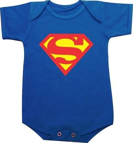 Body - Super bebê  (Superman)