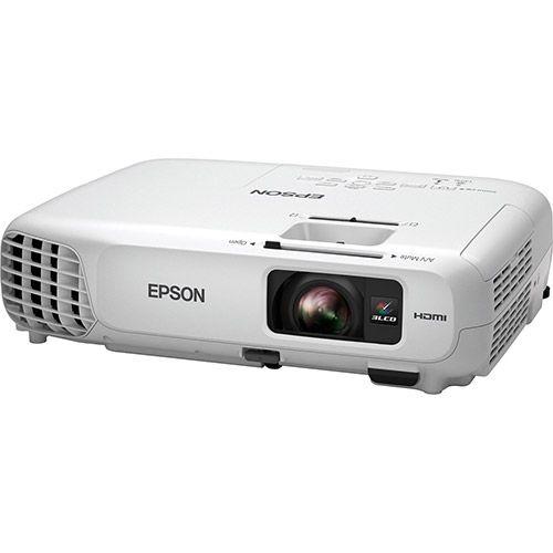 Projetor Epson X24+ 3500 lumens,hdmi,wi-fi