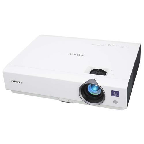 Projetor Sony HD VPL-DX130B com 2800 Lumens, Sistema 3LCD BrightEra® e Entrada HDMI