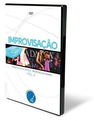 DVD IMPROVISAÇÃO