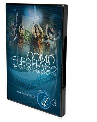DVD PROFETAS DA DANÇA VOL. 3