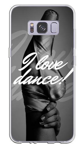 CAPA SAMSUNG I LOVE DANCE