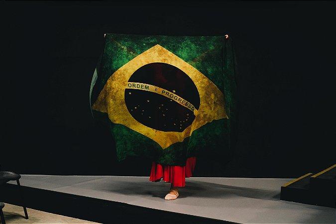 LENÇO PARA MINISTRAÇÃO - BRASIL