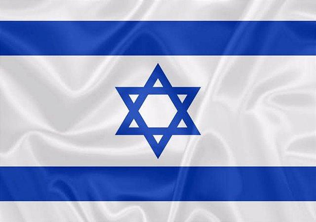LENÇO PARA MINISTRAÇÃO - ISRAEL