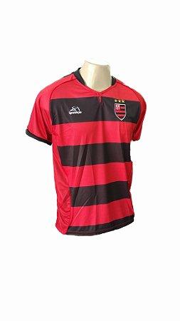 Camisa Oficial SportAção Flamengo de Guarulhos I 2016