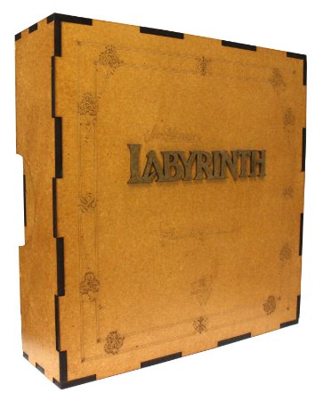 Jim´s Henson: Labyrinth Jogo de Tabuleiro - Edição de Colecionador