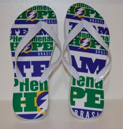 Chinelo Team Phenomenal Hope Brasil
