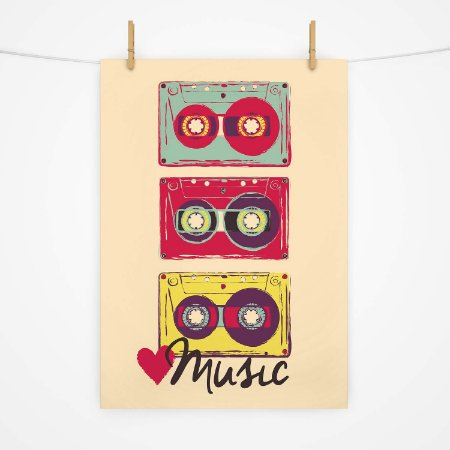 Pôster Music