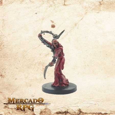 Blood of Vol Divinity Seeker - Com carta
