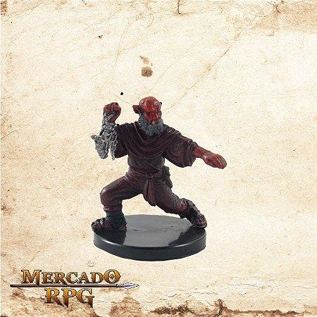 Doom Fist Monk - Com carta