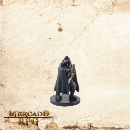 Half-Orc Spy - Com carta