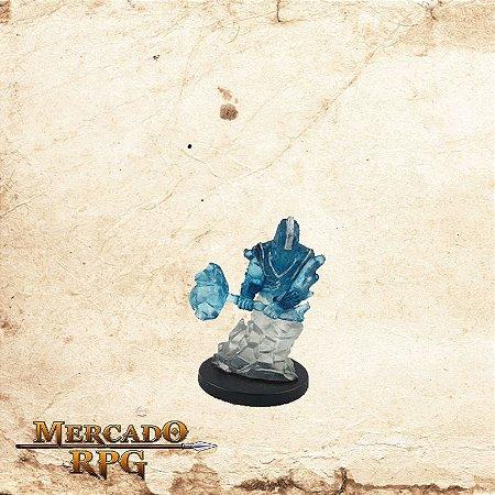 Ice Archon - Com carta