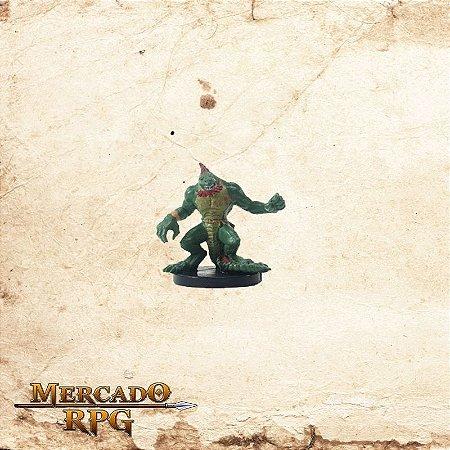 Lizardfolk Rogue - Com carta