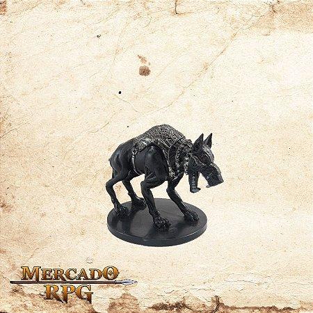 Nessian Warhound - Sem carta