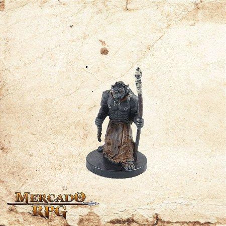 Orc Wizard - Com carta