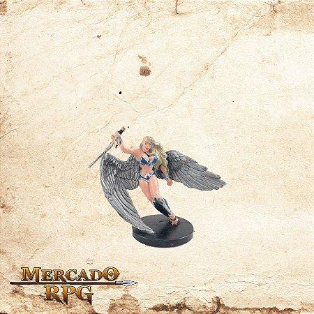 Rikka, Angelic Avenger - Com carta