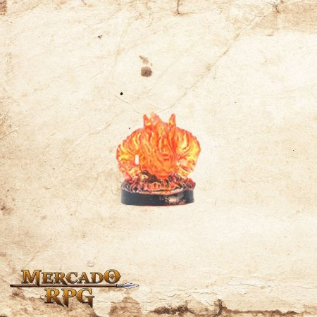 Small Fire Elemental - Sem carta
