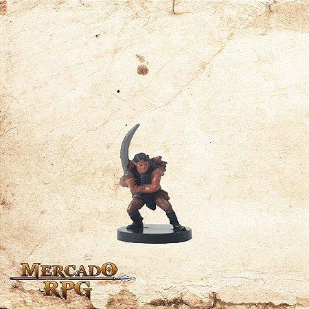 Wild Elf Raider - Com carta