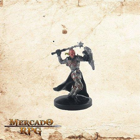 Warpriest of Hextor - Com carta