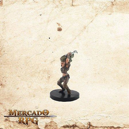 Wild Elf Warsinger - Com carta