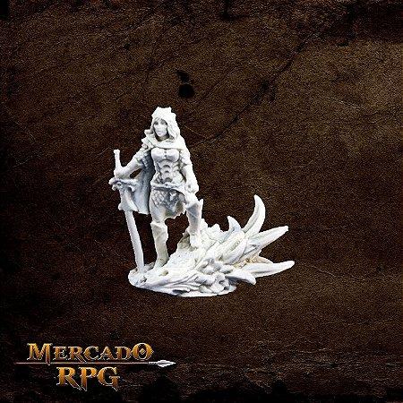 Janan, Female Dragon Slayer