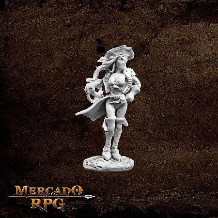 Mariel Twinspar, Female Pirate