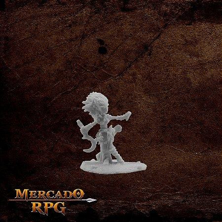 Lini, Iconic Gnome Druid