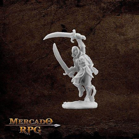 Mi-Sher, Dervish Warrior
