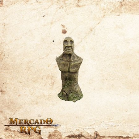 Estatua Humano