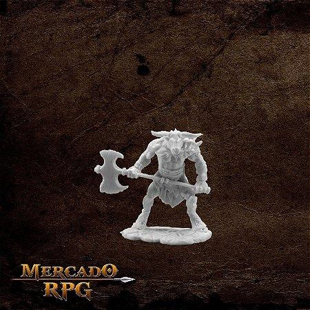 Bloodhoof, Minotaur Barbarian