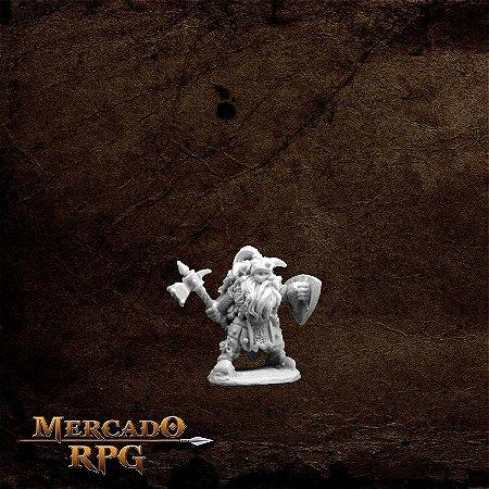 Fulumbar Dwarf Warrior