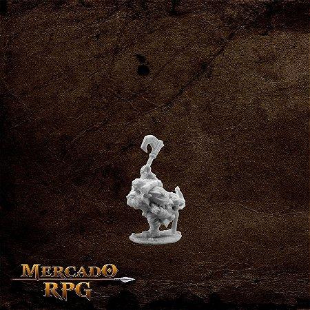 Harsk, Iconic Male Dwarf Ranger