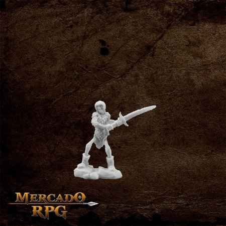 Skeleton Guardian two handed sword