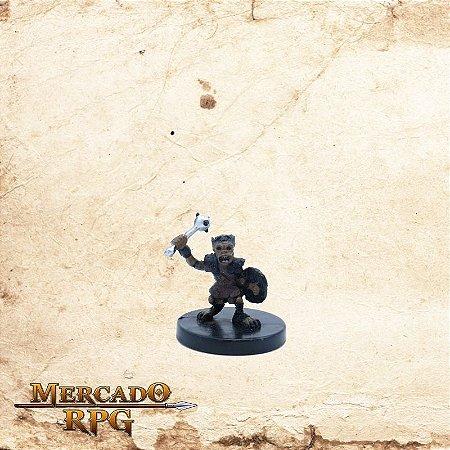 Goblin Warrior - Sem carta