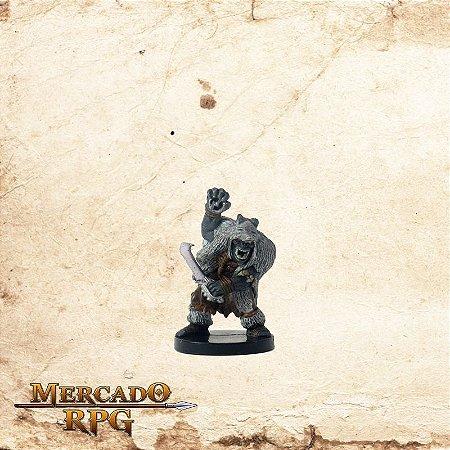Orc Wolf Shaman - Com carta