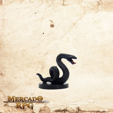 Displacer Serpent - Com carta