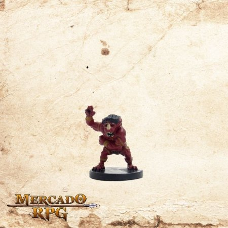 Dekanter Goblin - Com carta
